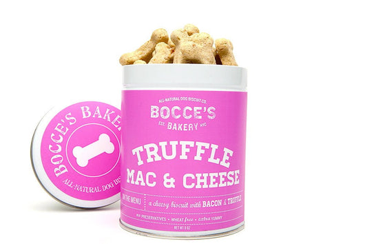 Bocce's Bakery Tin Truffle Mac & Cheese Biscuits 8oz