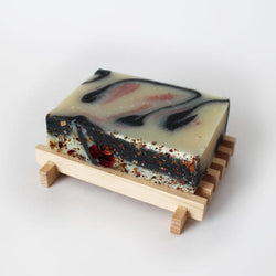 Spinster Sisters Wood Soap Tray