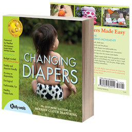 Changing Diapers - Modern Cloth Diapering Book