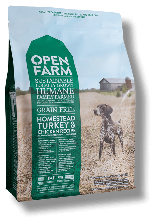 Open Farm Homestead Turkey & Chicken Recipe for Dogs
