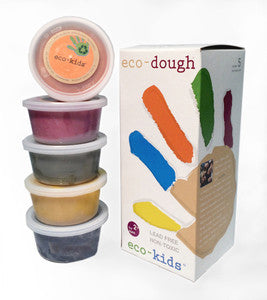 Eco-kids eco-dough 5pk