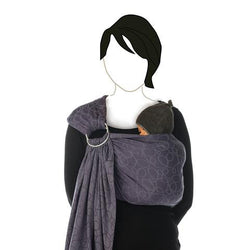 Babylonia Organic Cotton Sling Carrier ~ BB Sling Padded