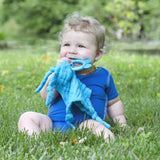 Green Sprouts Organic Cotton Muslin Blankie Teether