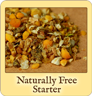 Scratch & Peck Feeds Naturally-Free Organic ~ Stage 1 Starter