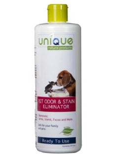 Unique Natural Products Pet Odor & Stain Eliminator ~ Ready to Use