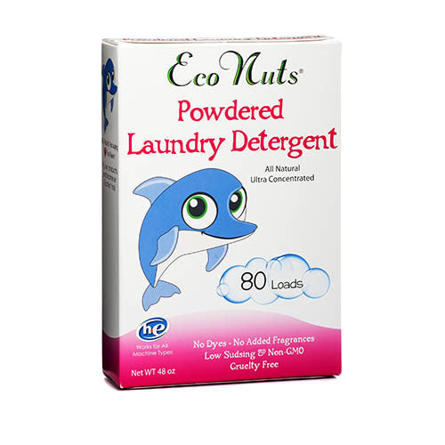 Eco Nuts Powdered Laundry Detergent 48oz