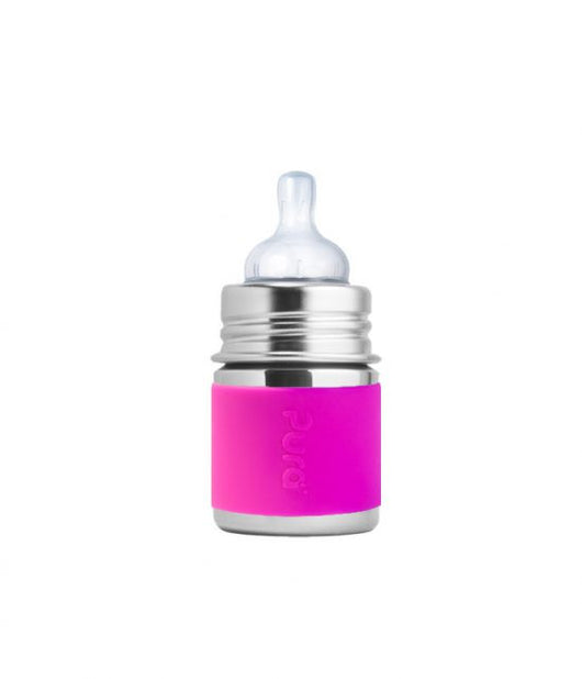 Pura Kiki® 5oz Infant Bottle ~ Not Insulated