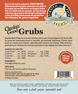 Scratch & Peck Feeds Cluckin' Good Grubs