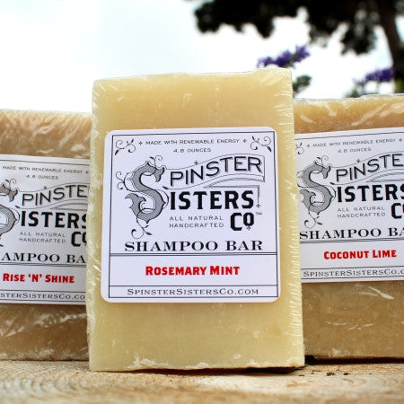 Spinster Sisters Shampoo Bar 4.8oz