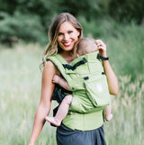 Lille Baby Soft Structure Carrier ~ Complete Organic