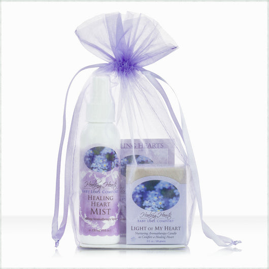 Earth Mama Angel Baby Healing Heart Comfort Kit