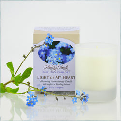 Earth Mama Angel Baby Light of My Heart Baby Loss Candle