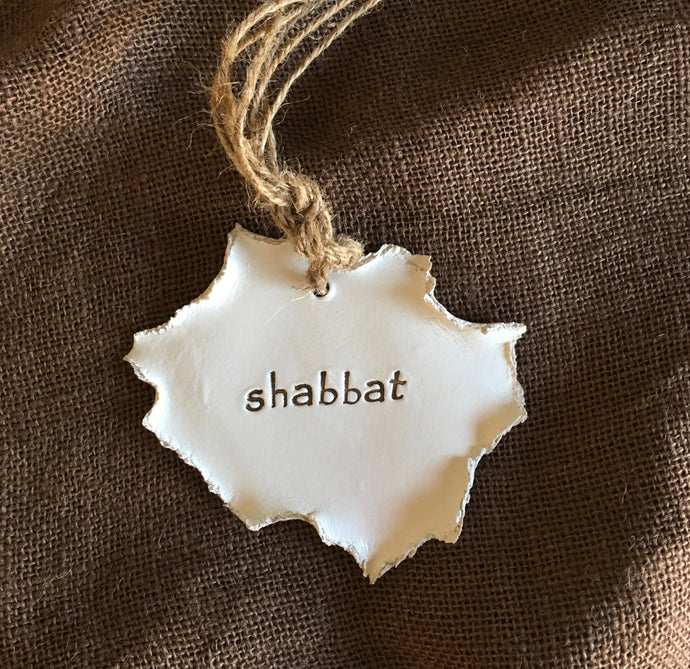 Feast Days Collection ~ Shabbat (Smooth)