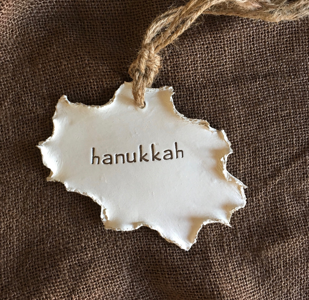 Feast Days Collection ~ Hanukkah (Smooth)