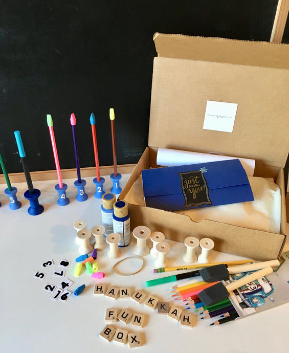 Hanukkah Fun Box
