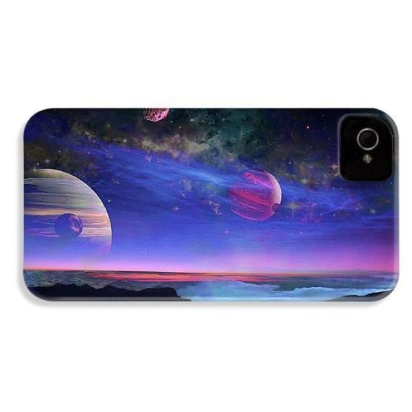 A View Of Jupiter - Phone Case by Don White - Art Dreamer