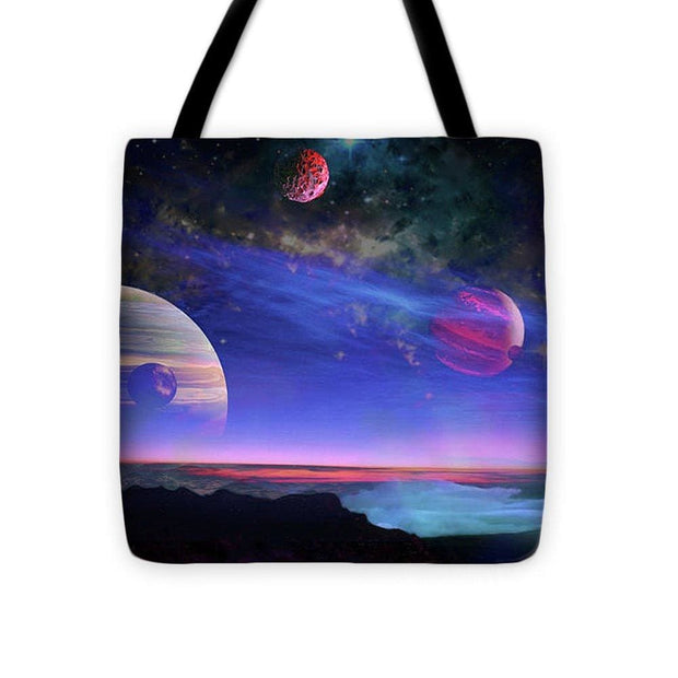 A View Of Jupiter - Tote Bag by Don White - Art Dreamer