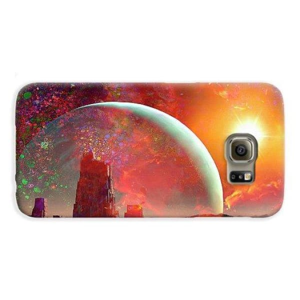 Abandoned Outpost - Phone Case by Don White - Art Dreamer