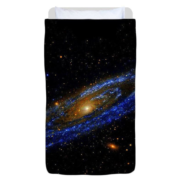 Blue Galaxy - Duvet Cover - Twin - Duvet Cover