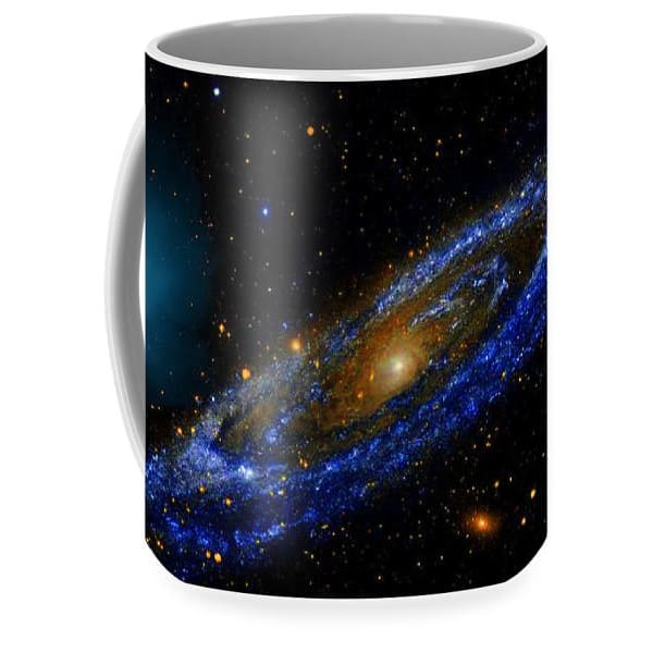 Blue Galaxy - Mug - Large (15 oz.) - Mug