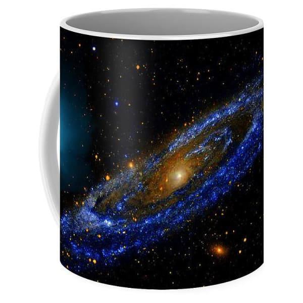 Blue Galaxy - Mug - Small (11 oz.) - Mug