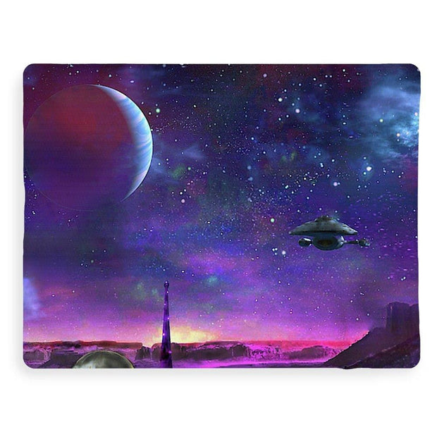 Colony Patrol Services - Blanket by Don White - Art Dreamer