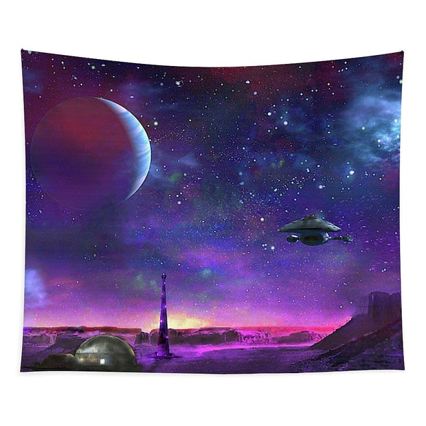 Colony Patrol Services - Tapestry by Don White - Art Dreamer