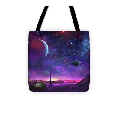 Colony Patrol Services - Tote Bag by Don White - Art Dreamer