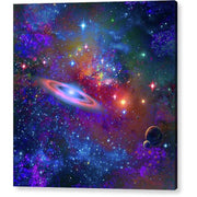 Deep Space Drifting - Acrylic Print by Don White - Art Dreamer