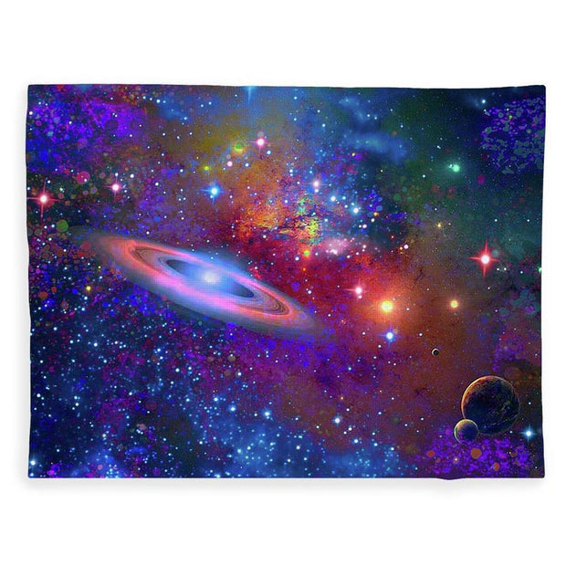 Deep Space Drifting - Blanket by Don White - Art Dreamer