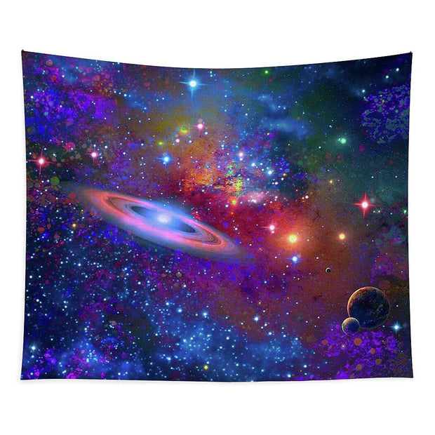 Deep Space Drifting - Tapestry by Don White - Art Dreamer