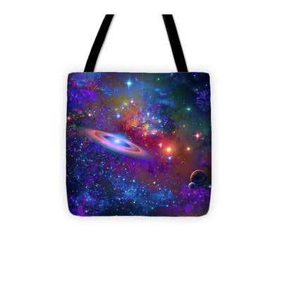 Deep Space Drifting - Tote Bag by Don White - Art Dreamer