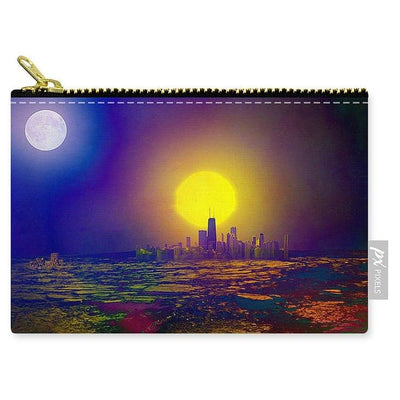 Deserted City - Carry-All Pouch - Small (6 x 4) - Carry-All Pouch
