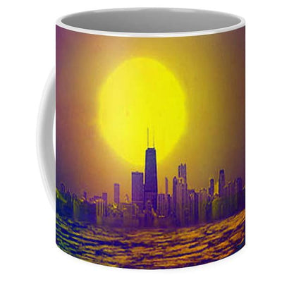 Deserted City - Mug - Small (11 oz.) - Mug
