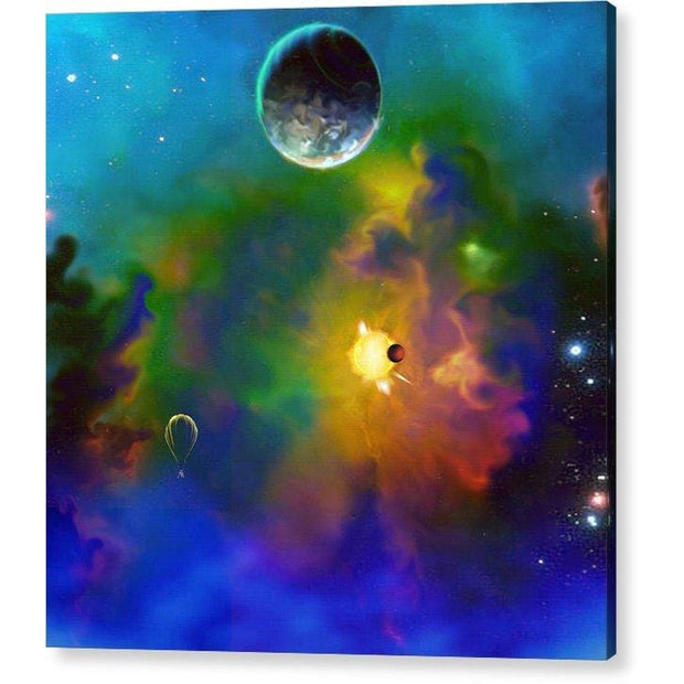 Dream Big  - Acrylic Print by Don White - Art Dreamer
