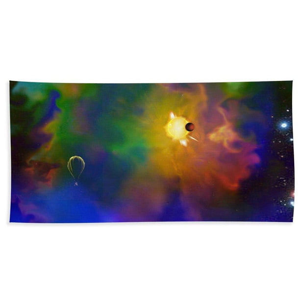 Dream Big  - Beach Towel by Don White - Art Dreamer