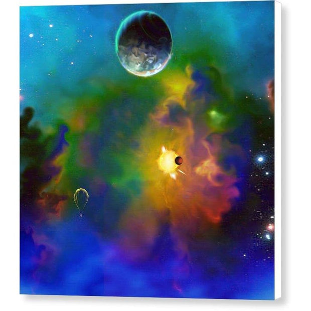 Dream Big  - Canvas Print by Don White - Art Dreamer