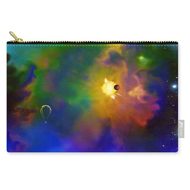 Dream Big  - Carry-All Pouch by Don White - Art Dreamer