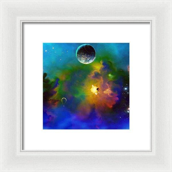 Dream Big  - Framed Print by Don White - Art Dreamer