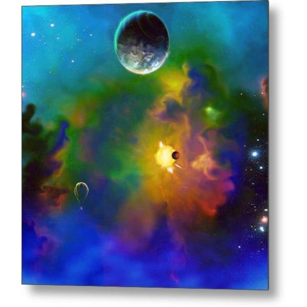 Dream Big  - Metal Print by Don White - Art Dreamer