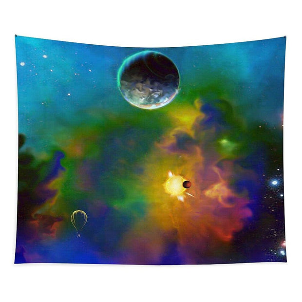 Dream Big  - Tapestry by Don White - Art Dreamer