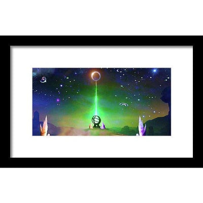 Energy Exchange - Framed Print by Don White - Art Dreamer