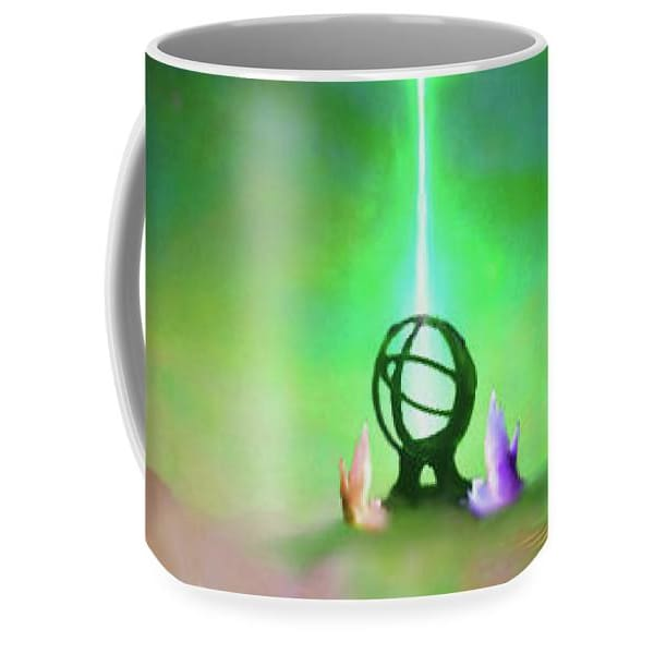 Energy Exchange - Mug by Don White - Art Dreamer