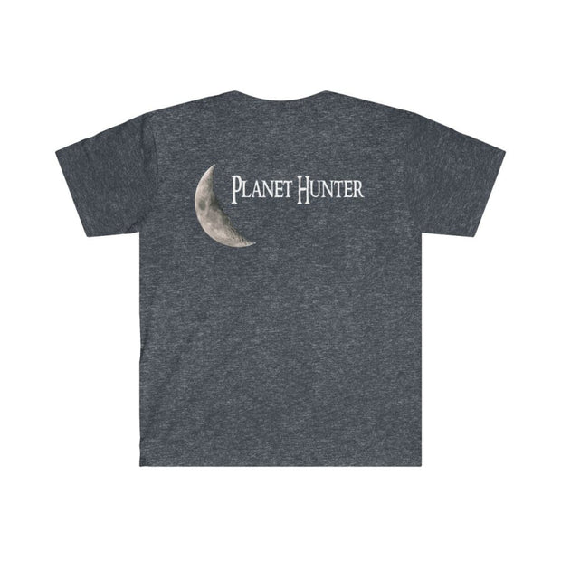 "Fitted ""Planet Hunter"" Logo Tee 