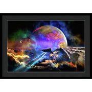 Fly-by - Framed Print by Don White - Art Dreamer
