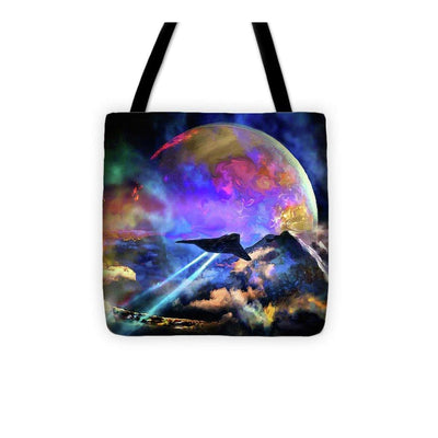 Fly-by - Tote Bag by Don White - Art Dreamer