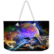 Fly-by - Weekender Tote Bag by Don White - Art Dreamer