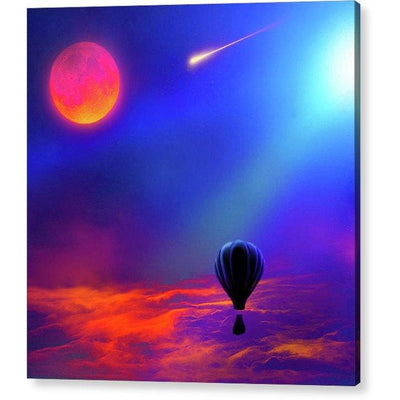 Front Row Seat - Acrylic Print - 8.000 x 8.000 / Hanging Wire - Acrylic Print