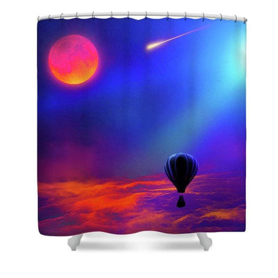 Front Row Seat - Shower Curtain - 71 x 74 Standard - Shower Curtain