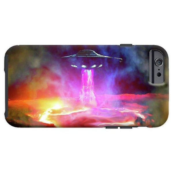 Fuel Stop - Phone Case by Don White - Art Dreamer